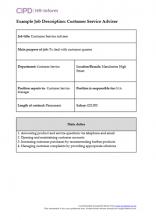 Recruitment advertising  CIPD HR-inform