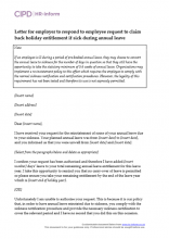 Holiday entitlement and pay | CIPD HR-inform
