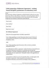 Employment Settlement Agreement Template from www.hr-inform.co.uk